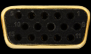 SVGA Female Connector